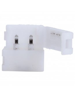 2UDS. CONECTOR TIRA LED BLANCA 5050