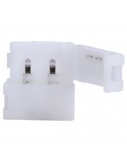 CONECTOR TIRA LED BLANCA 5050