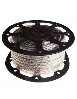 ROLLO 50M TIRA LED 14W/M 220V. Frío / 1 Color