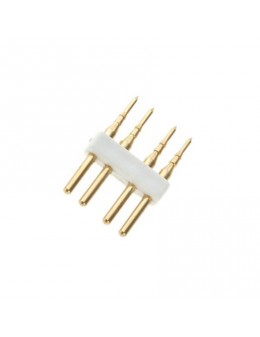 CONECTOR 4 PINES TIRA 220V. RGB