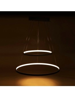 LÁMPARA LED 62W CIRCLES