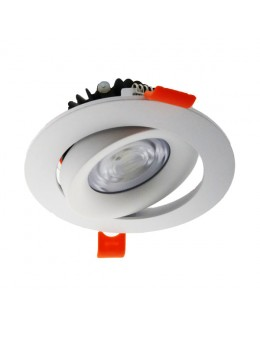 DOWNLIGHT 15W COB ORIENTABLE