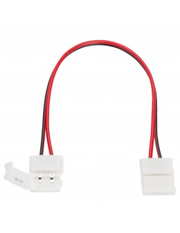 2UDS. CONECTOR TIRA LED BLANCA 5050 +CABLE