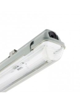 REGLETA ESTANCA 1 TUBO LED 60CM