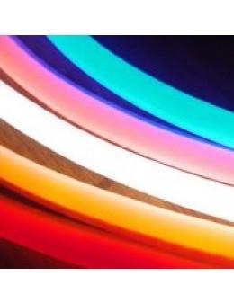 ROLLO 50M NEÓN LED RGB 8,5W/M 220V.