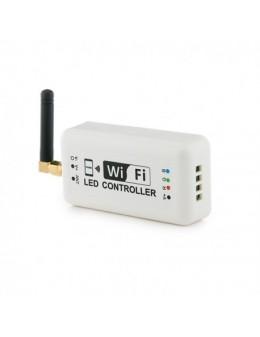 CONTROLADOR WIFI RGB 12-24V