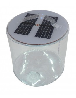 FAROL SOLAR LED INFLABLE