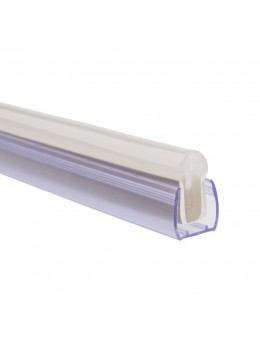 PERFIL PVC 1m PARA NEÓN LED