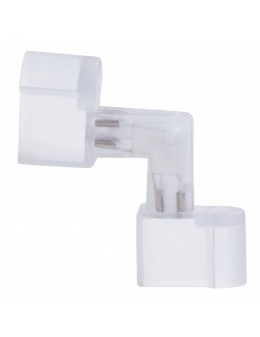 "CONECTOR ""L"" NEÓN LED UNICOLOR"