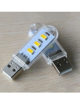 MINI USB LUZ 2W