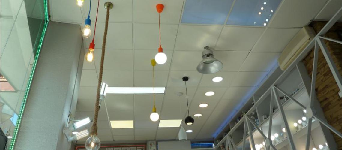 Tienda de lamparas led